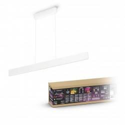 Philips Hue lampa zwieszana Ensis biała 2x39W 24V BT