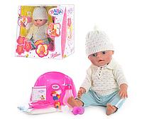 Кукла-пупс Baby Born 8001-Е, 9 функций