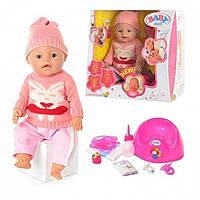 Кукла-пупс Baby Born 8001-К, 9 функций