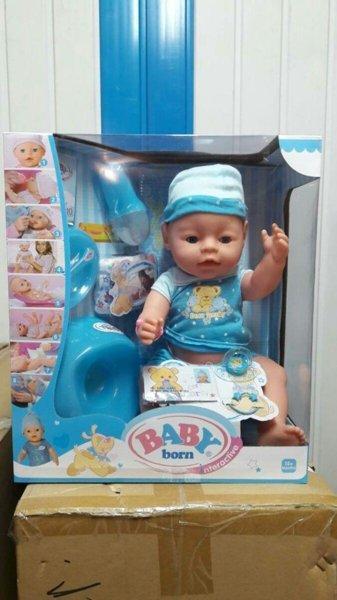 Пупс кукла Baby Born BL014A-S