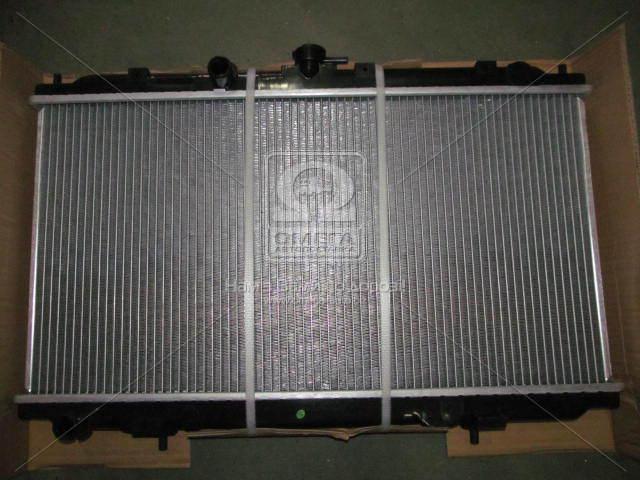 Радиатор охлаждения двигателя NISSAN Almera 00- (пр-во NRF). 53387