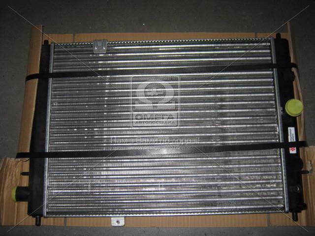 Радиатор охлаждения ASCONA C/KAD D MT 81-88(пр-во Van Wezel). 37002055