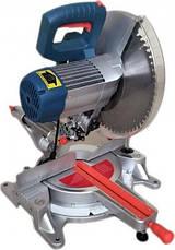 Пила дисковая торцовочная KRAISSMANN 2100 GSI 255 индукционный двигатель 255 диск, фото 2