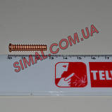 Telwin 802304 - Комплект заклепок-саморезов с резьбой 25 мм (100 шт.) М5 Ø 5, фото 3