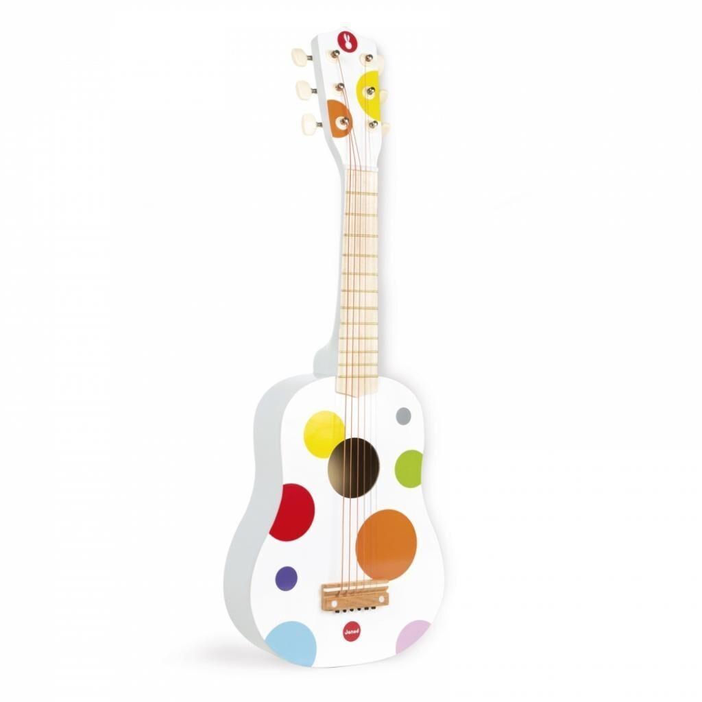 Музыкальная игрушка Janod Гитара (J07598), фото 1