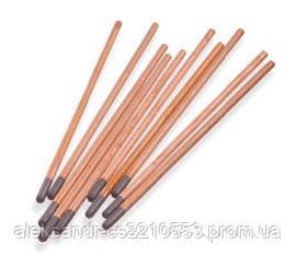 Telwin 802608 - Комплект угольных электродов для прогрева 150 мм, 5 шт