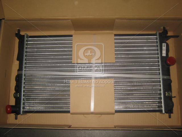 Радиатор охлаждения OPEL VECTRA B (95-) 1.6-2.2 (пр-во Nissens). 630121