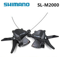 Манетки Shimano SL-M2000 (3/9) Altus, 27 скоростей