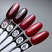 Палитра гель-лаков Global Fashion 8 ml Elite