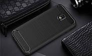 Чехол для Galaxy J7 2017 / Samsung J730 Carbon, фото 2