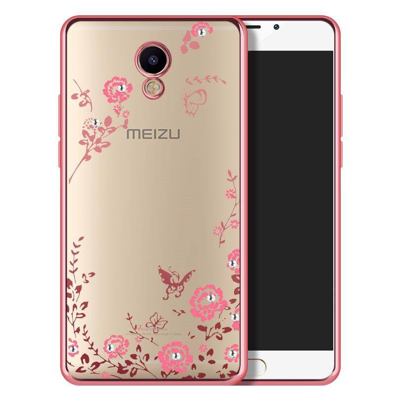 Чехол для Meizu M5s, бампер, накладка, чохол, силиконовый, силіконовий