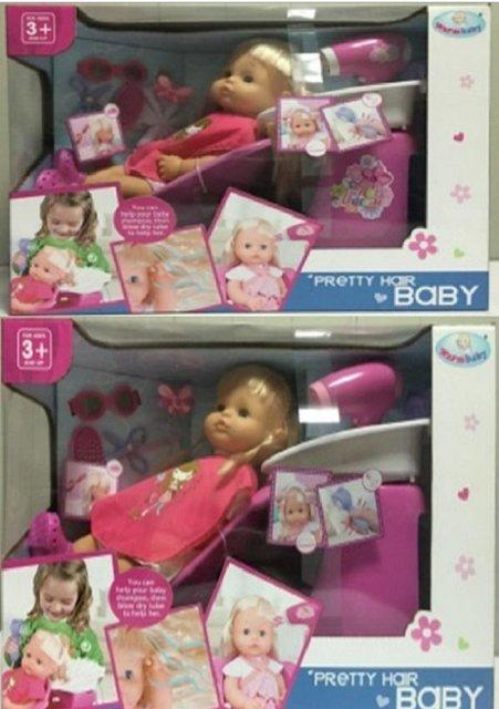 Кукла парикмахер Pretty hair Baby RT05078-1/2