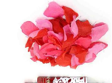 Хлопушка пневматическая 0893-50 лепестки роз (50см)