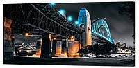 Картина на полотні Декор Карпати Міста 50х100 см (K807)