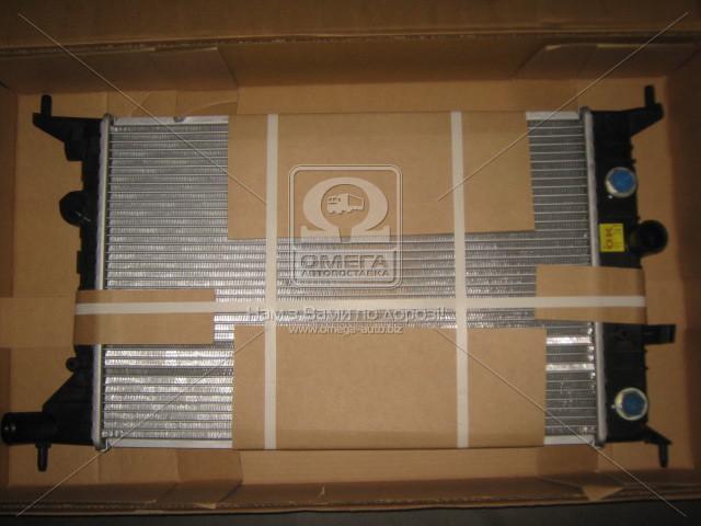 Радиатор охлаждения двигателя VECTRA B 16/8/20 AT 95-02 (Van Wezel). 37002219