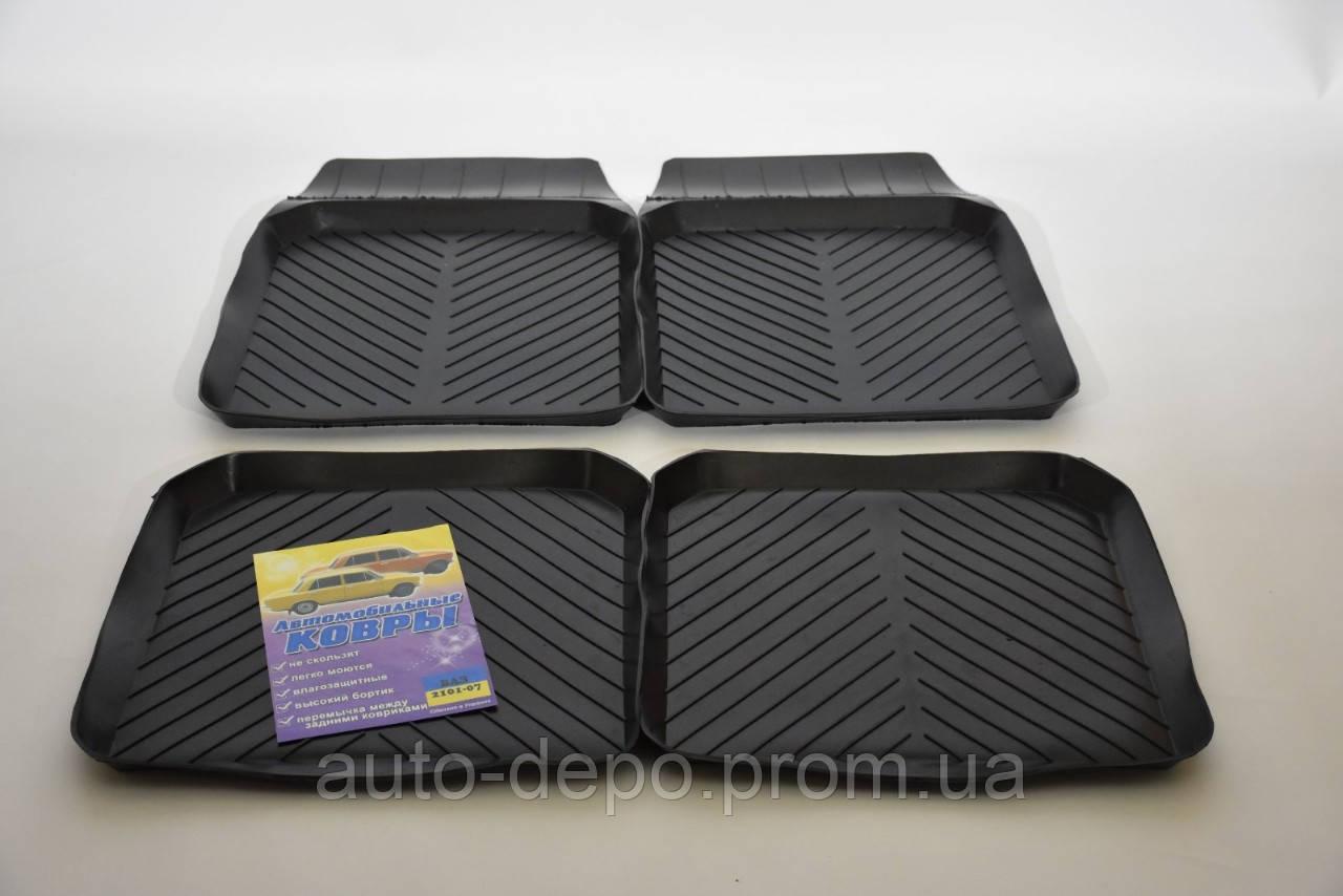 Автомобильные коврики ВАЗ 2101-2107