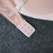 Комплект нижнего белья 75B (34B) pink, набор женского белья, фото 5