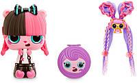Игровой набор Pop Pop Hair Surprise Модная прическа с аксессуарами, 561873