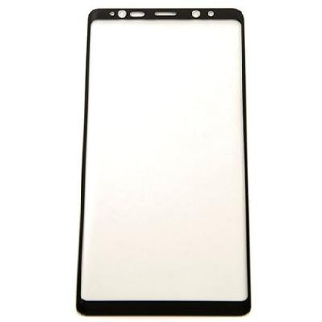Стекло защитное PowerPlant Samsung Galaxy Note 8 Silk Print 3D (GL602261)