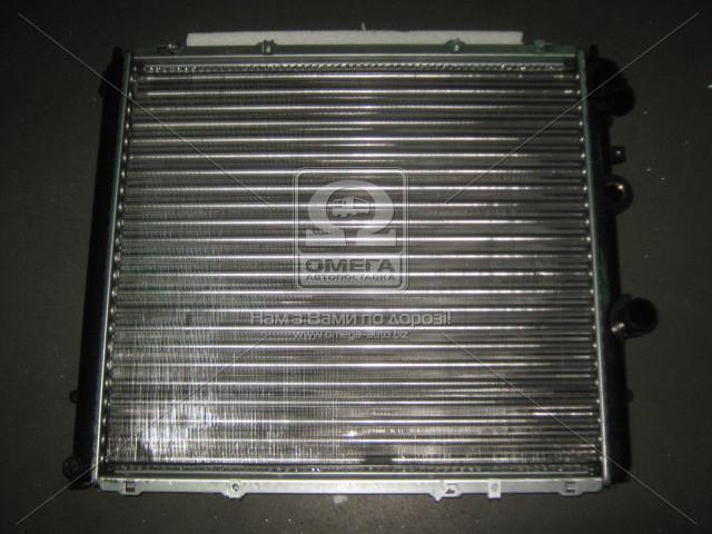 Радиатор охлаждения двигателя KANGOO 15D/19D MT -AC 97- (Van Wezel). 43002215