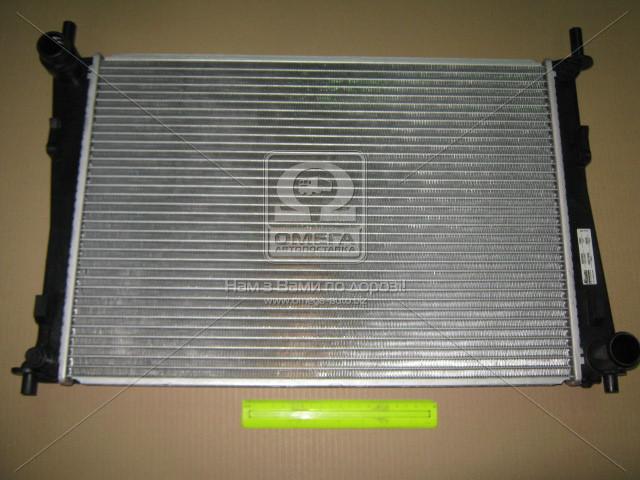 Радиатор охлаждения FORD FIESTA (01-)/ FUSION (02-)(пр-во Nissens). 62028A