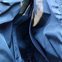 """Городской рюкзак Skins """"Trible"""" черный с белым Молодежный, повседневный, для учебы ( Міський, чорний), фото 2"""