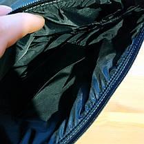 """Городской рюкзак Skins """"Trible"""" черный с белым Молодежный, повседневный, для учебы ( Міський, чорний), фото 3"""