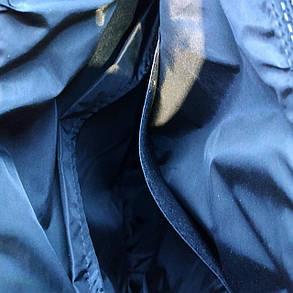 """Женский кожаный рюкзак Skins """"Клубника в шоколаде"""" Молодежный, повседневный, для учебы ( Міський, чорний), фото 2"""