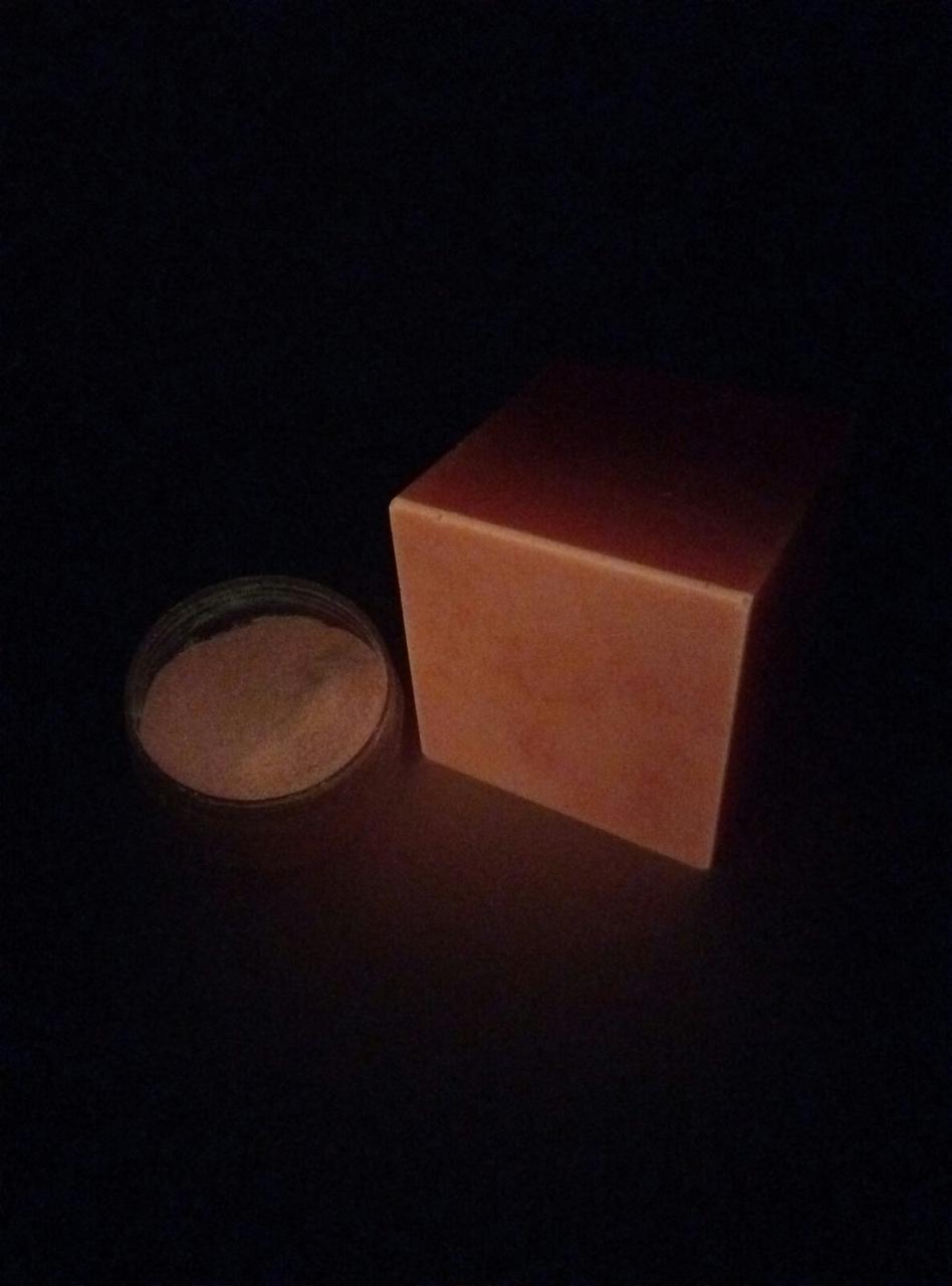 Люминесцентный порошок / Люмінісцентний порошок Червоний