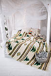 Лижник Карпатский плед из шерсти Ёлка 150x210, фото 2