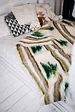 Лижник Карпатский плед из шерсти Ёлка 150x210, фото 3