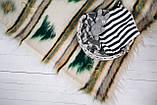 Лижник Карпатский плед из шерсти Ёлка 150x210, фото 5