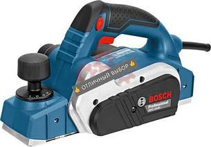 ✅ Электрорубанок Bosch GHO 16-82 630W  06015A4000