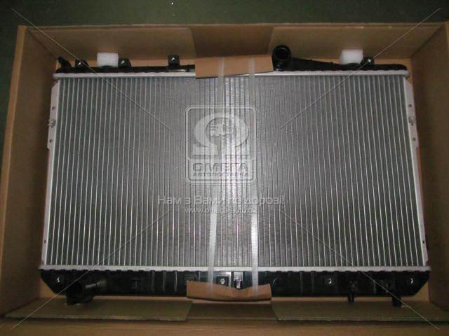 Радиатор охлаждения двигателя CHEVROLET (GM) Lacetti 03- (пр-во NRF). 53150