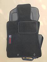 Текстильные ковры в салон Honda Legend (2004-2009) ворсовые