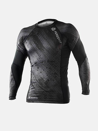 Рашгард Peresvit Immortal 2.0 Black Rain Long Sleeve Rash Guard, фото 2