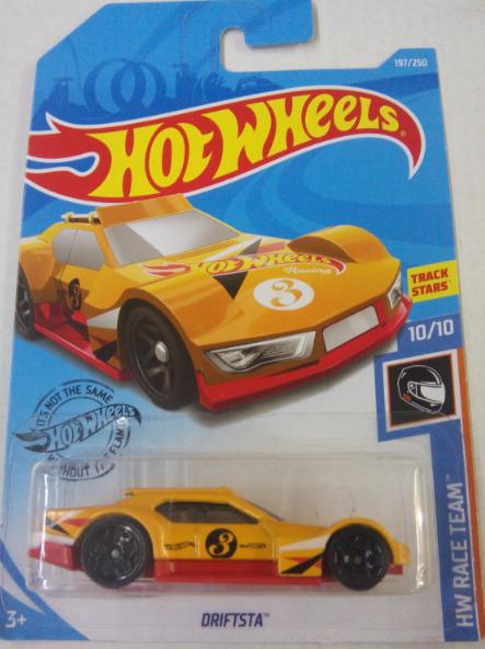 Машинка Hot Wheels 2019 Driftsta