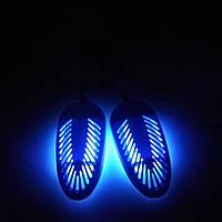 Сушилка антибактериальная электрическая для обуви Shine