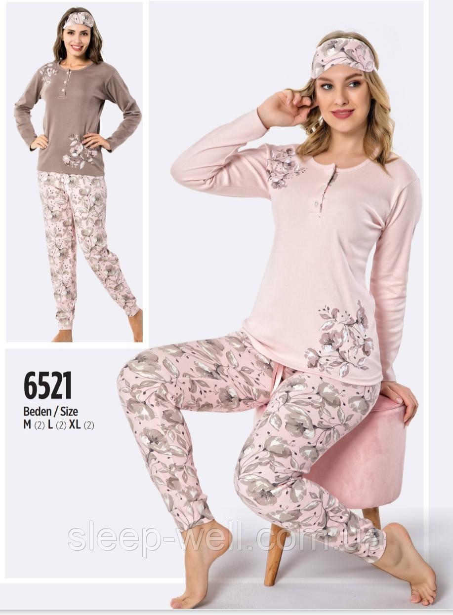 Пижама отличного качества розового цвета,MIRANO