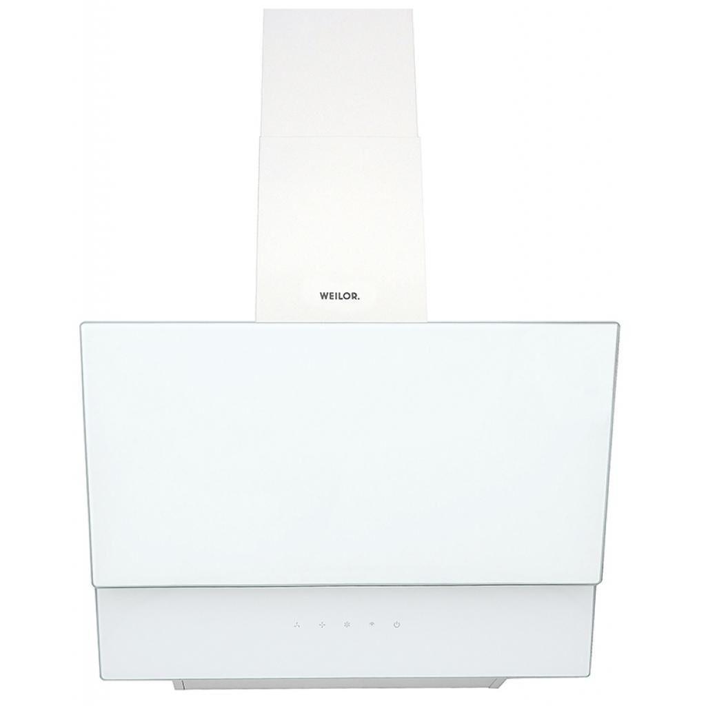 Вытяжка кухонная WEILOR PDS 6230 WH 1000 LED strip