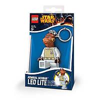 Брелок - фонарик Lego Адмирал Акбар IQ (LGL-KE59-6-BELL), фото 1
