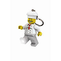 Брелок - фонарик Lego Повар IQ (LGL-KE24-BELL), фото 1
