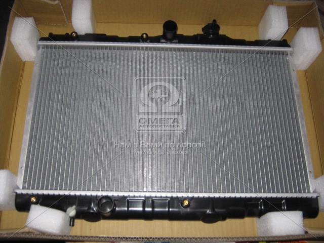 Радиатор охлаждения COROLLA EE90 1.3MT 87-92(пр-во Van Wezel). 53002115