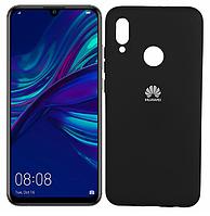 Чехол для Huawei P Smart 2019 Оригинальное Качество Противоударный с Подкладкой