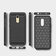 Чехол для Xiaomi Redmi 5 Plus, бампер, накладка, чохол, силиконовый, силіконовий, фото 3