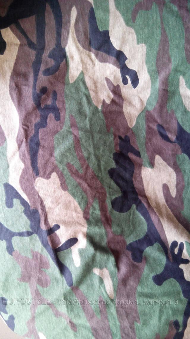 Ткань камуфляжная100% хлопок