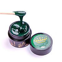 Гель краска Master Professional 5 ml №018 Темно-зеленый