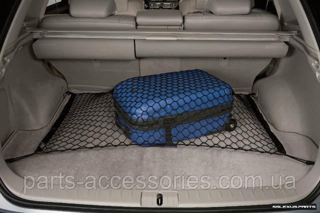 Lexus RX 2009-15 сетка в багажник новая оригинал