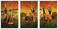 Модульная картина Декор Карпаты 100х53 см (M3-584 61)
