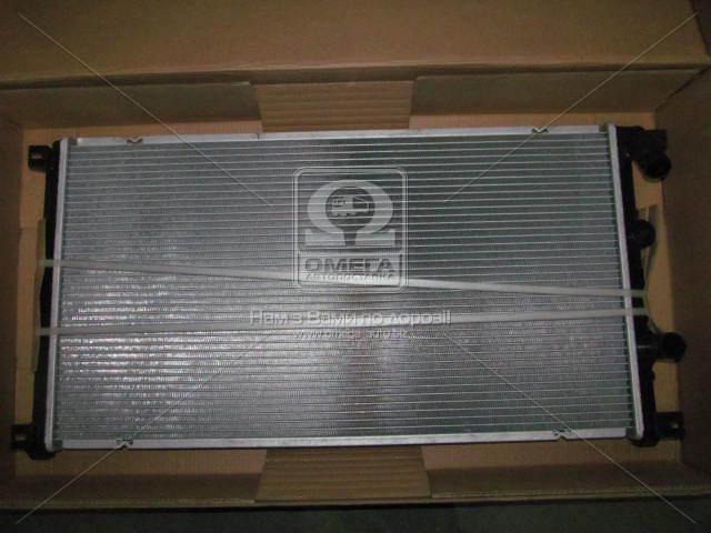 Радиатор охлаждения двигателя NISSAN Interstar 02- (пр-во NRF). 58324